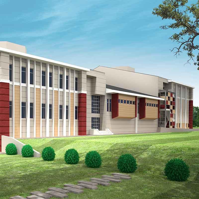 Bingöl Üniversitesi Ziraat Fakültesi Dış Cephe Yenileme 1