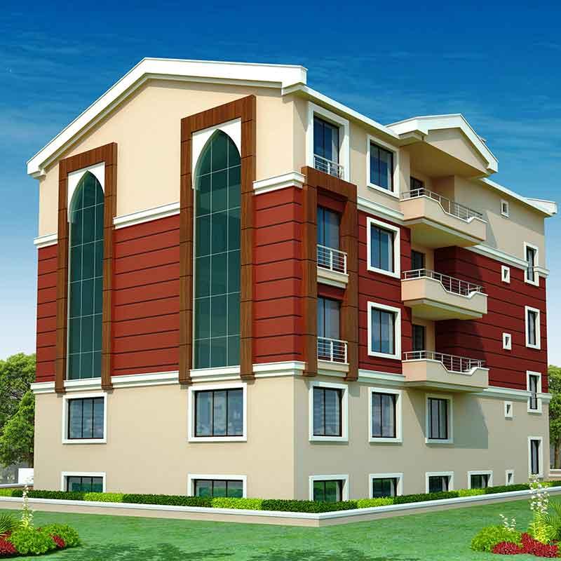 Erzurum Eğitim ve Kültür Vakfı Horosan Hizmet Binası 1