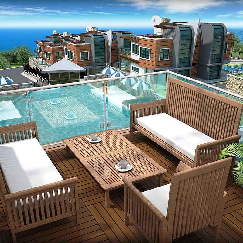 Villa Kuşadası Projesi 13