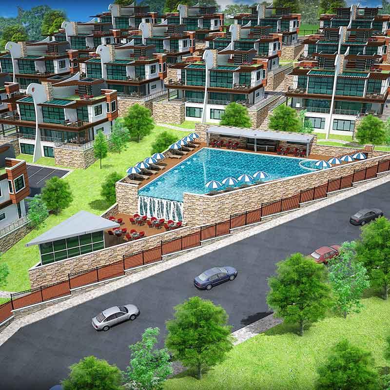 Villa Kuşadası Projesi 15