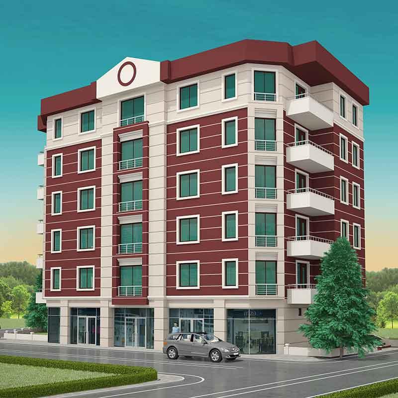Van İlim ve Kültür Vakfı Hamidiye Hizmet Binası 3