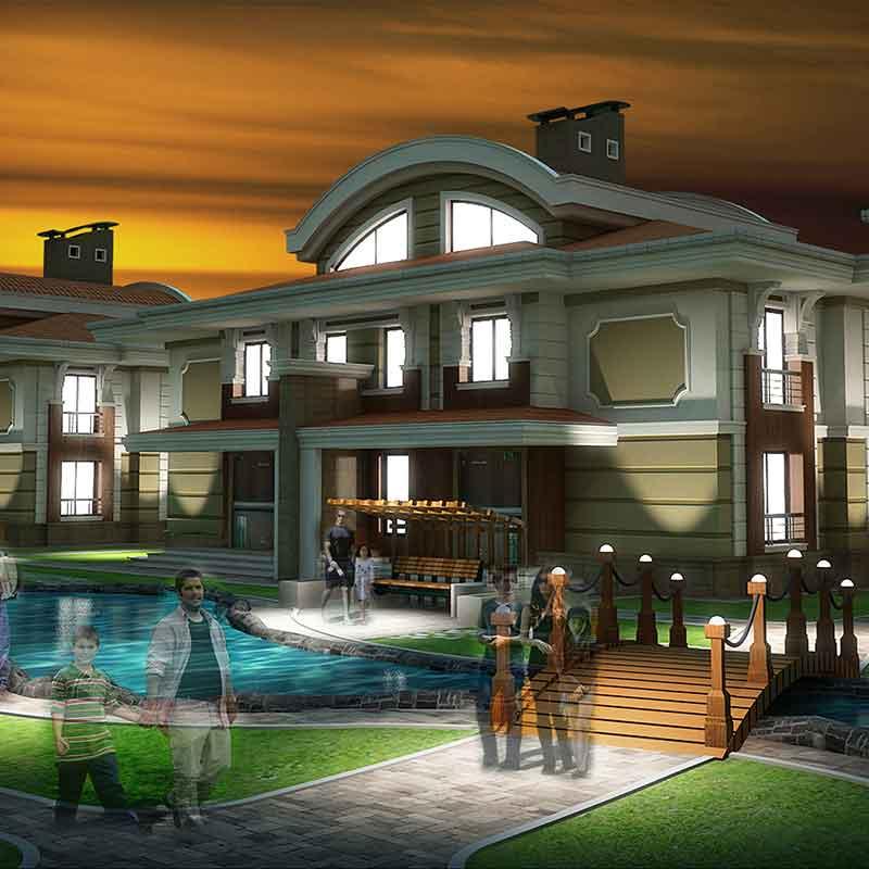 Edremit Villa Çalışması 11