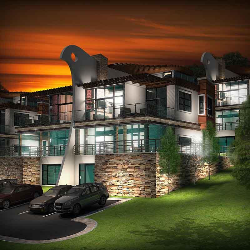 Villa Kuşadası Projesi 9
