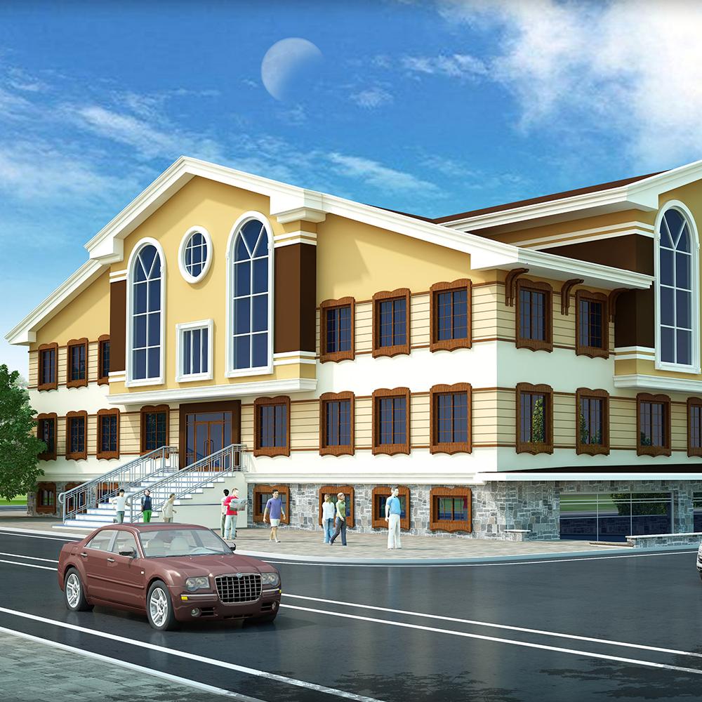 Ahi-Vakfı-Batıkent-Hizmet-Binası-2