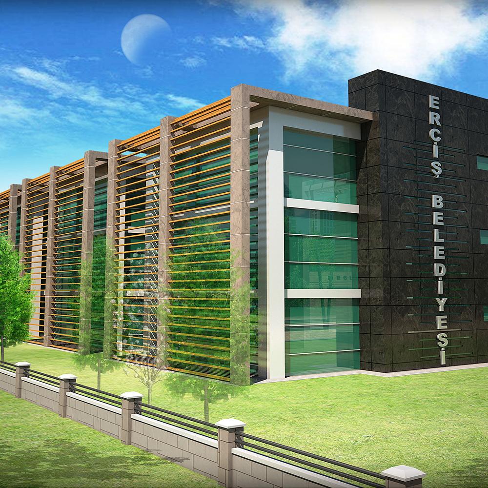 Erciş-Belediyesi-Hizmet-Binası-Öneri-Projesi-5