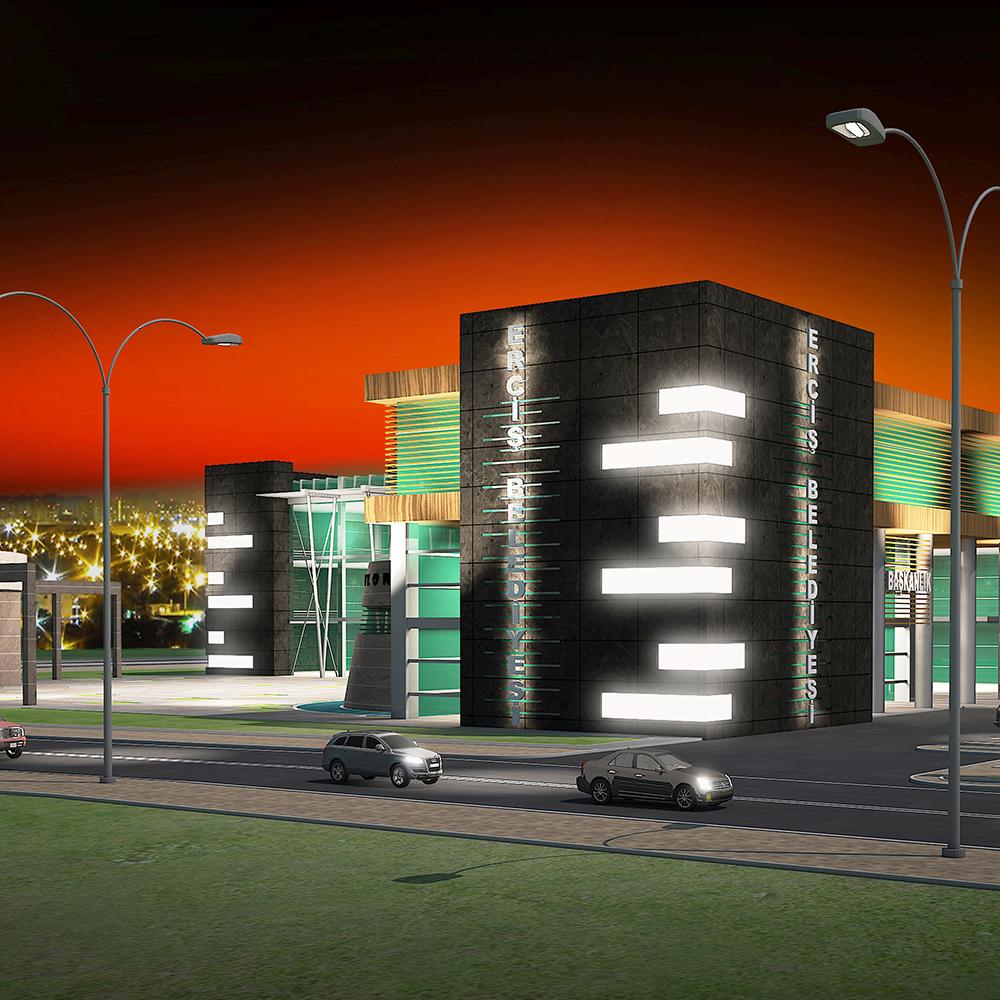 Erciş-Belediyesi-Hizmet-Binası-Öneri-Projesi-7