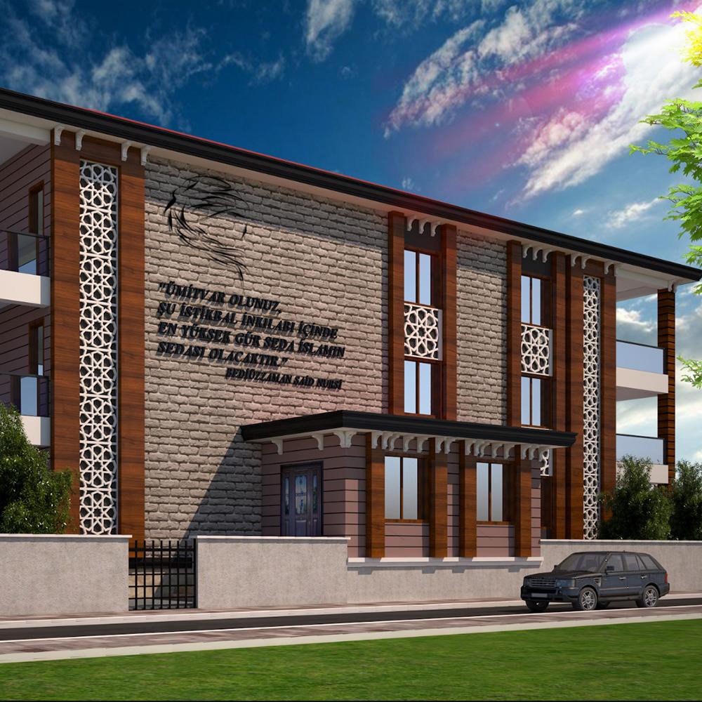 Van-İlim-ve-Kültür-Vakfı-Gevaş-Hizmet-Binası-1